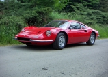 New photos of Ferrari Dino