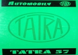Spare parts lists of Tatra 57