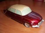Model of Tatra 603/1