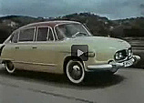 Tatra 603 - Commercial - Happy journey