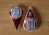 NEW PART - badges for Tatra 87 and 97