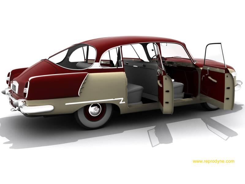 ECORRA - gallery Tatra 603/1