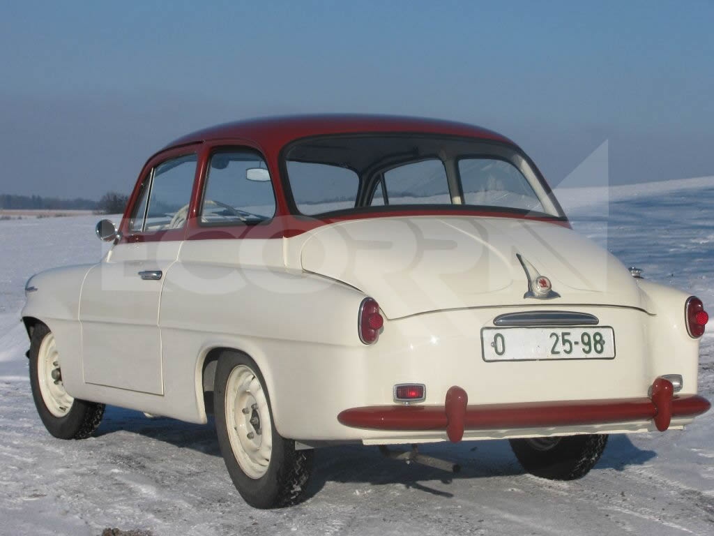 Car Models >> ECORRA - gallery Škoda 440 Spartak - Monte Carlo