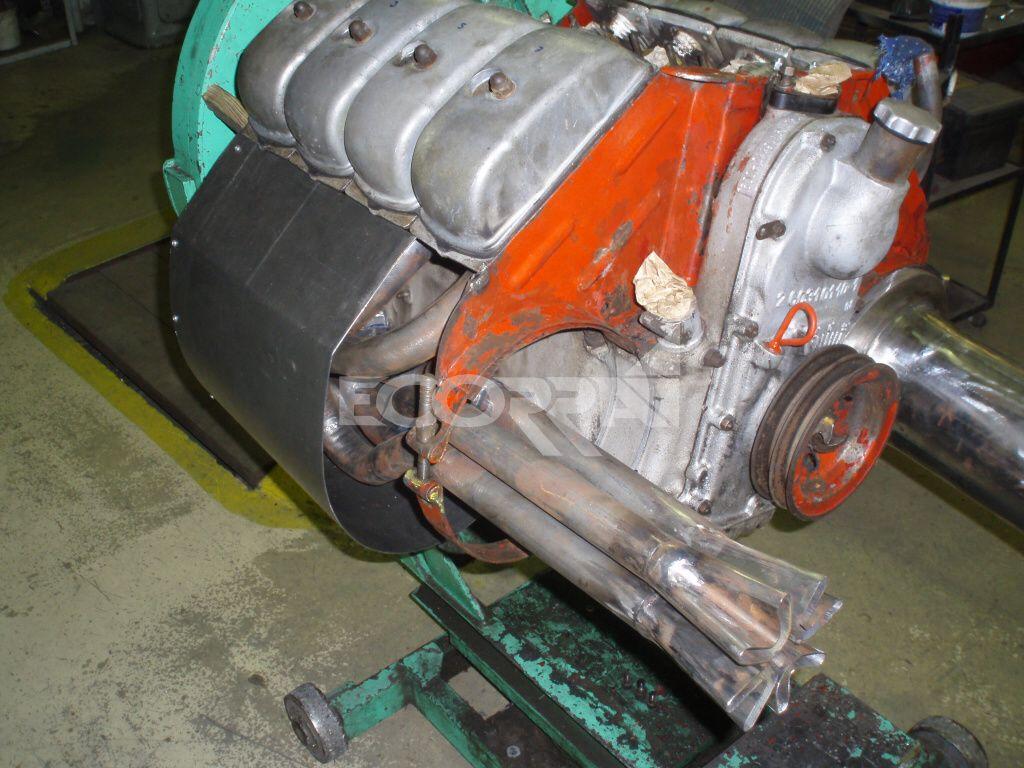 Ecorra Gallery Tatra 603 B5 Ejektorov Motor