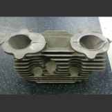 Tatra 87 - The unfinished head cylinder - NEW